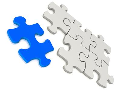 Mission puzzle piece